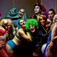 Super Happy Funtime Burlesque - Musical Comedy Act in ,