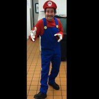 Super Mario - Children's Party Entertainment in Cincinnati, Ohio