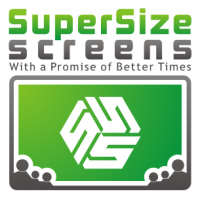 Super Size Screens - Venue in ,