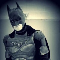Queen City Batman - Costumed Character in Salina, Kansas
