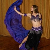 Surayyah - Dancer in Allentown, Pennsylvania
