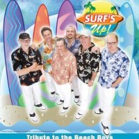 Surf's Up, Beach Boys Tribute Band - 1960s Era Entertainment in Charleston, West Virginia