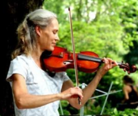 Susan Keser - Violinist in Manhattan, New York