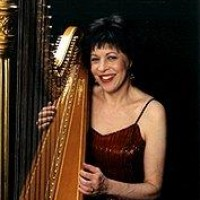 Susan Miron - Harpist in Tewksbury, Massachusetts