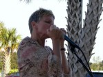 Susan Playing Harmonica