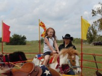Sutherland Farms Pony Rides - Children's Party Entertainment in Natchitoches, Louisiana