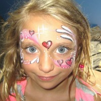 Sweet Cheeks Face Art - Face Painter in Newburgh, New York