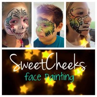 Sweet Cheeks Face Painting - Inflatable Movie Screen Rentals in Henderson, Nevada