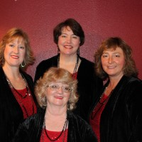 Sweet Talk Quartet - 1940s Era Entertainment in Beaverton, Oregon