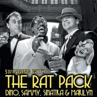 Swinging with The Rat Pack! - Rat Pack Tribute Show / Sammy Davis Jr. Impersonator in New York City, New York
