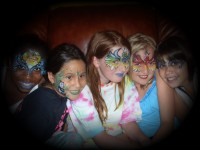 Sybi's Face Painting - Tent Rental Company in Coral Gables, Florida