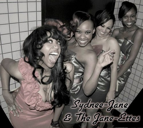 SYDNEE-JANE & THE JANE-ETTES