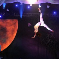 Sylphie Currin - Traveling Circus in San Jose, California