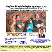 SynergyLive - Motivational Speaker in Portland, Oregon