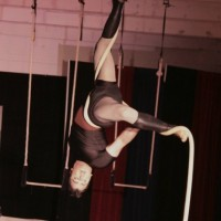 T Lawrence-Simon - Acrobat in Bennington, Vermont
