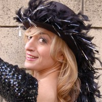 "TATJANA (with a ""J"") - Broadway Style Entertainment in Huntington Beach, California"