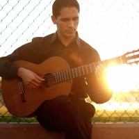 Tavi Jinariu LA Classical Guitarist - Harpist in Santa Monica, California
