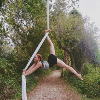 Taylor Scott - Aerialist in Austin, Texas