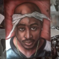 T.B CUSTOMS (airbrush by surf) - Airbrush Artist in Chicago, Illinois