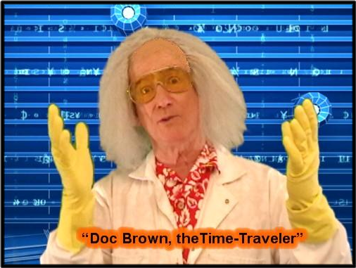 "TBC Stars ""Doc Brown"""