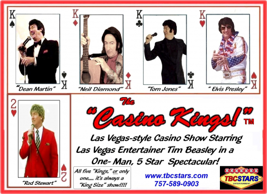 TBC Stars 'The Casino Kings&quot;