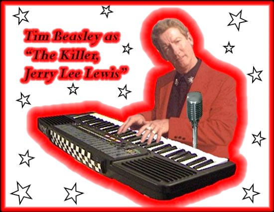 "TBC Stars ""Jerry Lee Lewis"""