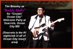 "TBC Stars ""Buddy Holly"""