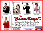 TBC Stars 'The Casino Kings""