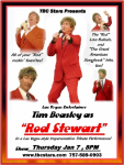 "TBC Stars ""Rod Stewart"" Collage"