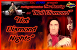 "TBC STARS- ""Neil Diamond- Hot Diamond Nights"" TM  Tribute"