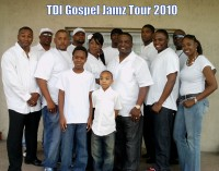 TDI Gospel Jamz Concert - Choir in Winter Haven, Florida