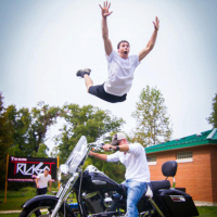 Team TRICKset Flo Show - Stunt Performer in ,