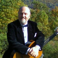 Ted Williams - Classical Guitarist in Pottsville, Pennsylvania