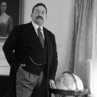 Teddy Roosevelt Speaks - Impersonators in Port Huron, Michigan