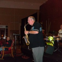 Teddy Ludwig - Saxophone Player in Angleton, Texas