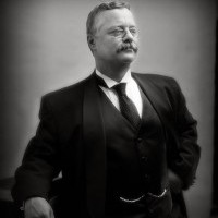 The Teddy Roosevelt Show - Costumed Character in New Bern, North Carolina