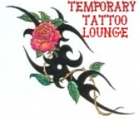 Temporary Tattoo Lounge