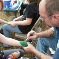 Cool Party Entertainment - Face Painter in Galveston, Texas