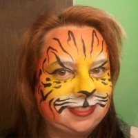 Temptastic Tattoo and Facepainting Too! - Face Painter in Kent, Washington