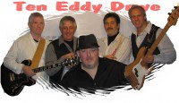 Ten Eddy Drive - Wedding Band in Atlantic City, New Jersey