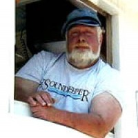 Terry Backer - Soundkeeper - Environmentalist/Green Speaker in ,