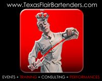 Texas Flair Bartenders - Holiday Entertainment in Irving, Texas