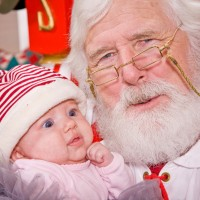That Is Really Santa! - Santa Claus in Greenville, South Carolina