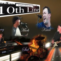The 1oth Line Band - Top 40 Band in Woodstock, Ontario