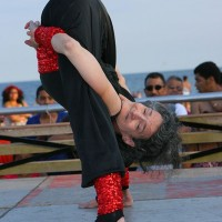 The Amazing Amy: Contortion, Unique Yoga Dancing - Sideshow in Union City, New Jersey