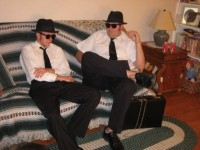 The B-Movie Blues Brothers - 1950s Era Entertainment in New London, Connecticut