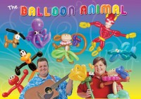 The Balloon Animal - Balloon Twister in Newport, Rhode Island