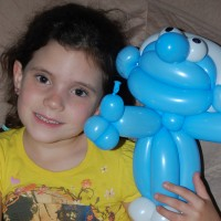The Balloon Ferri - Balloon Twister in Mount Pleasant, South Carolina