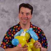 The Balloon Wizard - Puppet Show in Paradise, Nevada