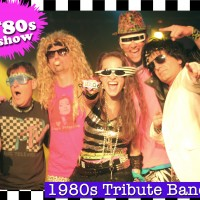 The BIG '80s Show with The Ronald Reagans - 1980s Era Entertainment in Jersey City, New Jersey
